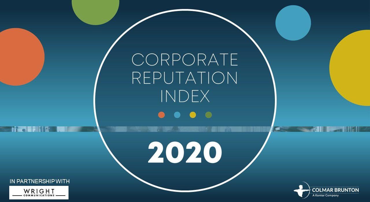 2020 Corporate Reputation Index